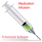 Medication Infusion icon