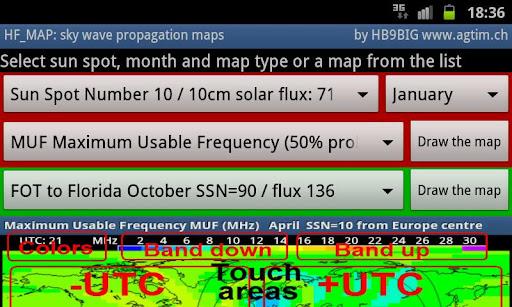 HF_MAP天波傳播