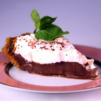 Mama's Chocolate Pie