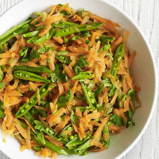 Sugar Snap Pea And Carrot Salad Recipes