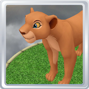 Virtual Pet 3D -  Cartoon Lion