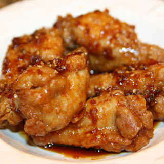 Teriyaki Wing Sauce Recipes