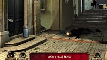 Screenshot of Jekyll&Hyde Hidden Object Demo