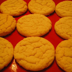 Soft & Chewy Vanilla Butter Cookies
