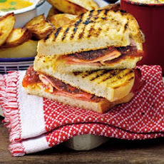 Garlic Bacon Butties