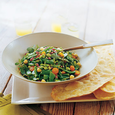 Shell Bean Salad