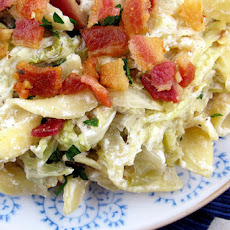 Side Dish Saturdays: Bacon Sour Cream Noodle Surprise