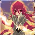 灼眼のシャナⅢ(アニメ)flameballライブ壁紙