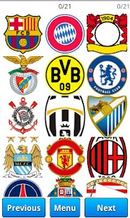 Logo Quiz - Football clubs - screenshot