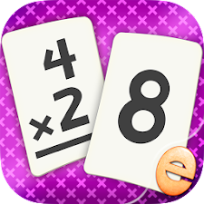 Multiplication Flash Card Kids