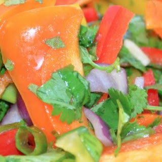 Sweet Pepper Salad Recipes