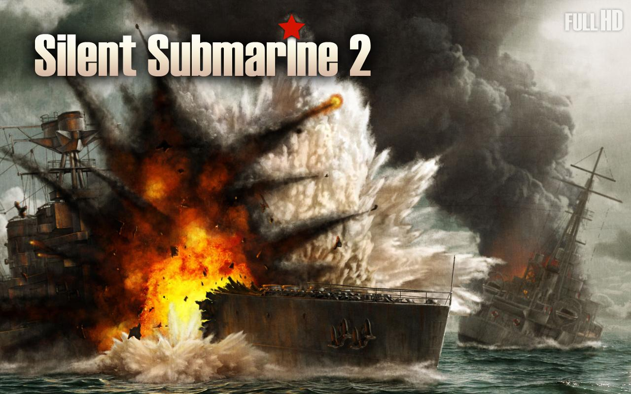 Silent Submarine 2HD Simulator Screenshot 14