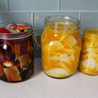 Pickled White Radish Recipes