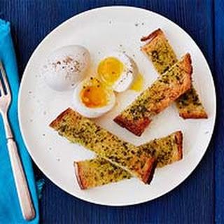 Basil Eggs Recipes