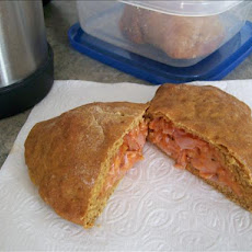 Wheat Calzone