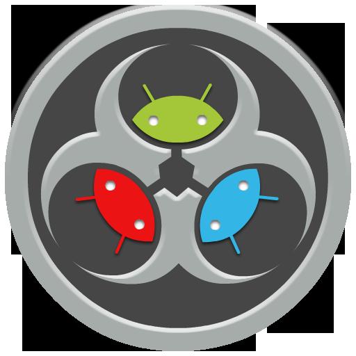 App Quarantine ROOT/FREEZE LOGO-APP點子