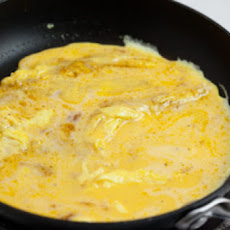 Curried Scrambled Eggs