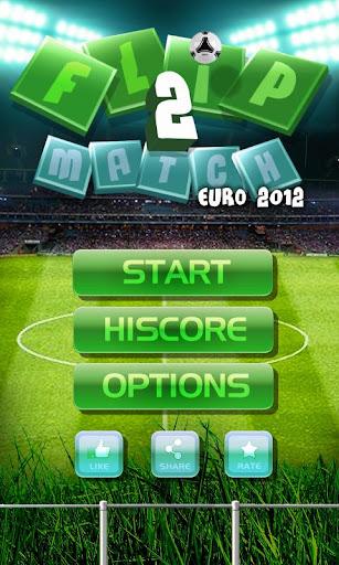 Flip 2 Match Euro 2012