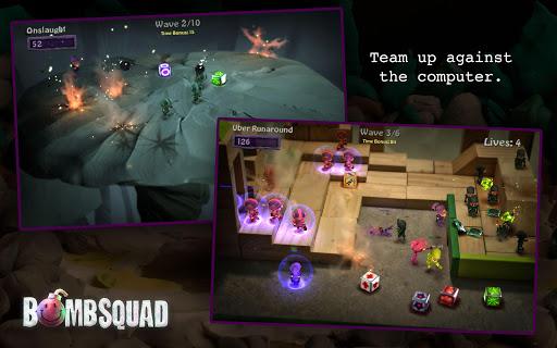 BombSquad VR for Cardboard - screenshot