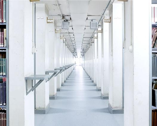 Koninklijke Bibliotheek van België – Brussel  3e verdieping van de archieven