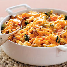 Zesty Cheeseburger Mac Casserole