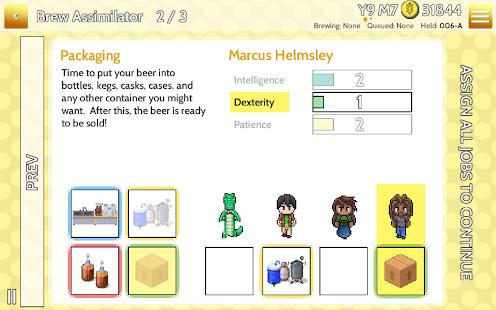 Free Download Fiz : Brewery Management Game APK for Samsung