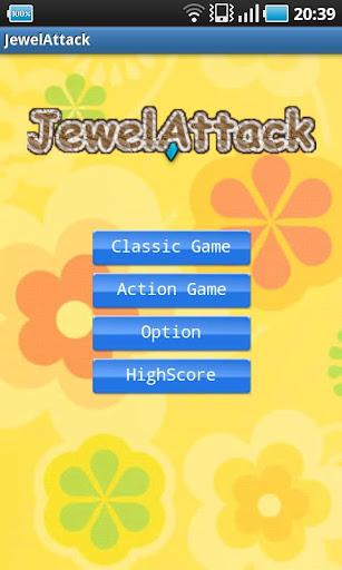 JewelAttack
