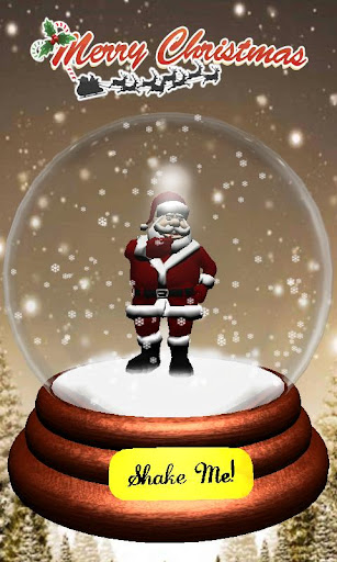 Christmas Glob