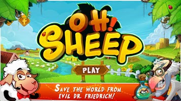Screenshot of Oh! Sheep