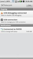 Screenshot of WiFi Status