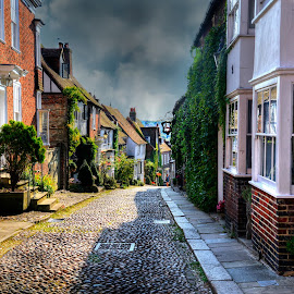 Rye- old market town  by Piotr Owczarzak - City,  Street & Park  Historic Districts ( england, uk, street, old town, heritage,  )