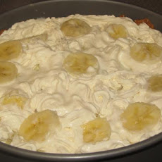 Fantastic Banana Cream Pie With Banana Graham Crust
