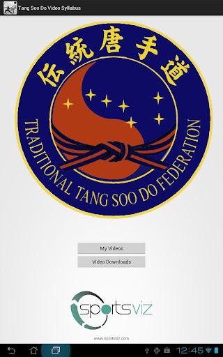 Tang Soo Do Video Syllabus