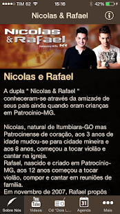 Nicolas e Rafael - screenshot