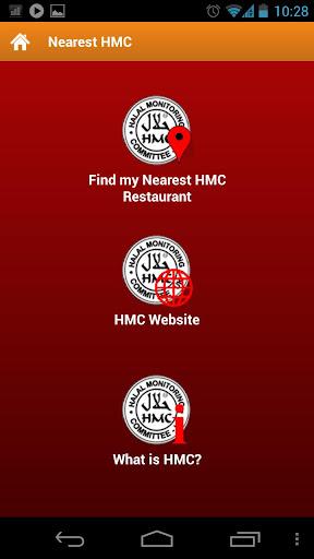 Nearest HMC