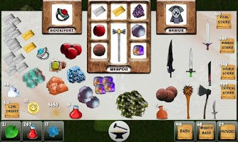 Screenshot of Ragnaroth RPG Free