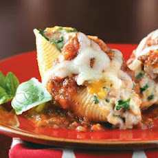 Cheese-Stuffed Shells Recipe