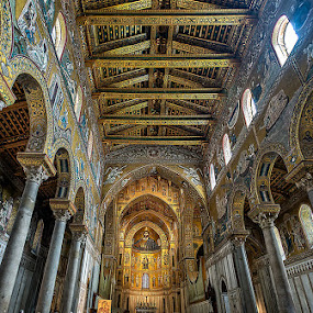Norman Cathedral by Gabriel Catalin - Buildings & Architecture Places of Worship
