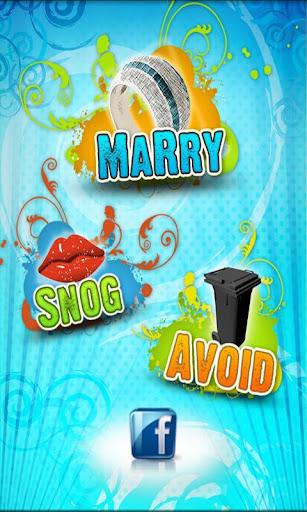 Snog Marry Avoid Lite