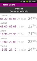 Screenshot of Renfe Online is now Ya Tren