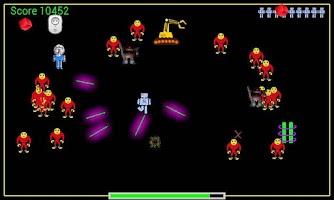 Screenshot of Run Robot Ron
