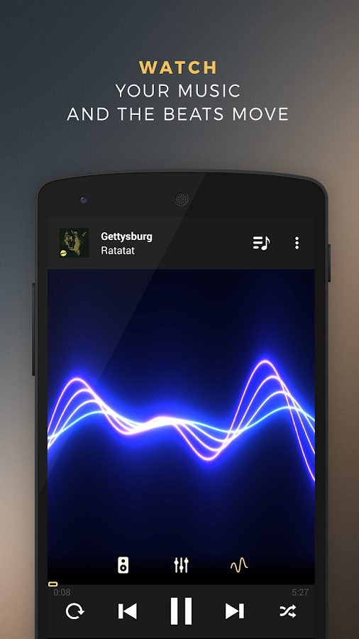 Equalizer + Pro (Music Player) Screenshot 2