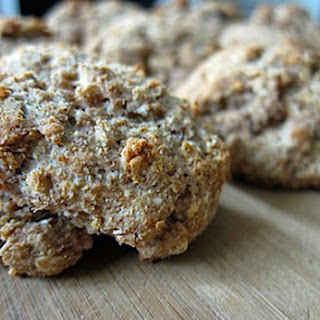 Oatmeal Yogurt Scone