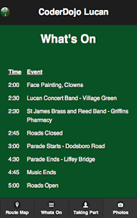 St Paddy's Day Lucan - screenshot