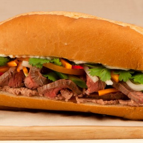 Vietnamese Sandwich (Beef Bánh Mì) CBC Best Recipes Ever