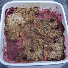 Berry Citrus Crisp