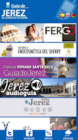 Screenshot of Guía de Jerez
