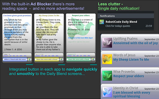 RobotiCode Daily Blend