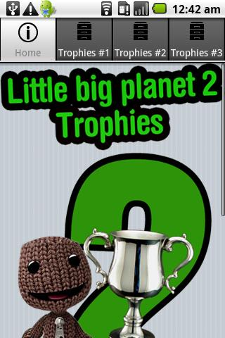 Little Big Planet 2 Trophies