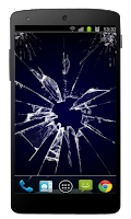 Screenshot of Crack Your Screen (Broken)